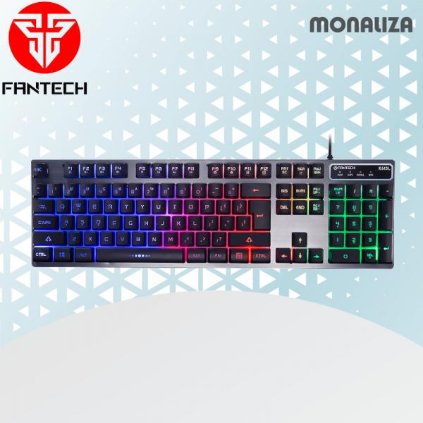 FANTECH Fighter II Gaming Keyboard K613L