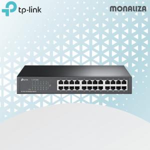 Tp-Link Desktop / Rackmount Switch TLSF1024D 24-PORT 10/100MBPS