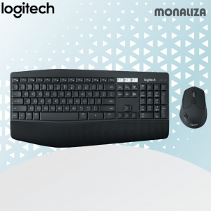 Logitech Wireless Mouse With Keyboard Combo MK850 Performance