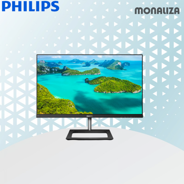 Philips Monitor LED Flat 241E1D 23.8″